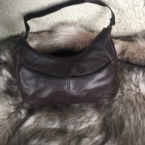 St. John's Bay Brown Leather Bag